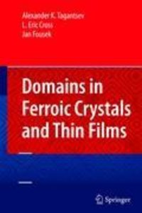 Domains in Ferroic Crystals and Thin Films