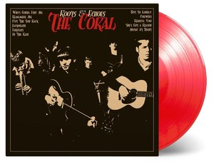 Roots & Echoes (Limited Transparent Red Vinyl)