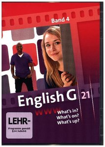 English G 21 Ausgaben A, B und D/4: 8. Schuljahr. What's in? Wha
