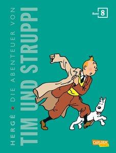 Tim und Struppi Kompaktausgabe, Band 8