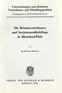 Untersuchungen 2/VII zum deutschen Vertriebenen- und Flüchtlings