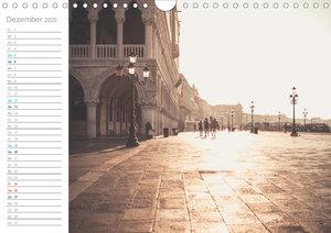 Venedig - Stille Ansichten (Wandkalender 2020 DIN A4 quer)