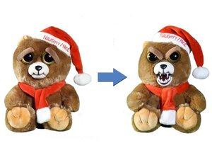 Feisty Pets Christman Bear