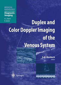 Duplex and Color Doppler Imaging of the Venous System