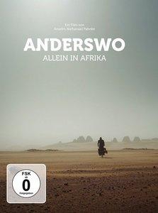 Anderswo. Allein in Afrika