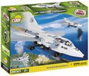 COBI 2330 - Air Fighter Tornado, Small Army, grau