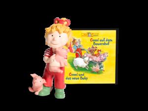 01-0011 Tonie-Conni - Conni auf dem Bauernhof/Conni und das neue