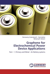 Graphene for Electrochemical Power Device Applications