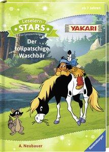 Leselernstars Yakari: Der tollpatschige Waschbär