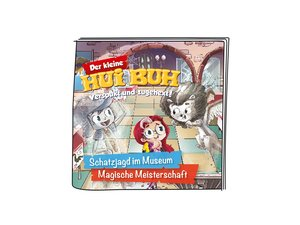 01-0169 Tonie-Der kleine Hui Buh - Schatzjagd im Museum