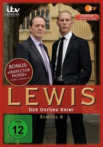 Lewis-Der Oxford Krimi-Staffel 8