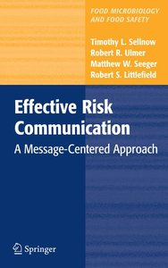 Effective Risk Communication