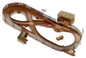 Mattel Disney Cars 3 Thunder Hollow Speedway