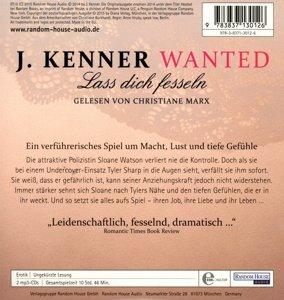 Wanted (2): Lass dich fesseln