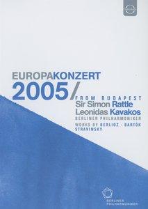 Europakonzert 2005 aus Budapest