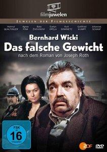 Das falsche Gewicht, 1 DVD