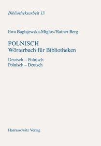 Polnisch Wörterbuch für Bibliotheken