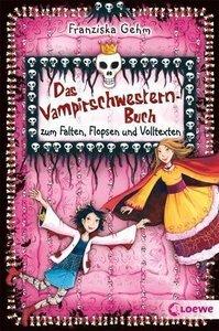 Die Vampirschwestern. Das Vampirschwestern-Buch zum Falten, Flop