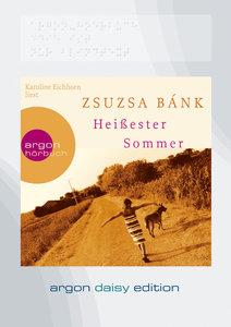 Heißester Sommer (DAISY Edition)