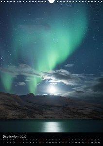 Polarlichtkalender