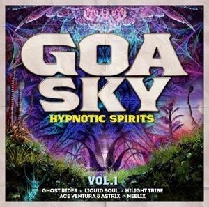 Goa Sky Vol.1-Hypnotic Spirits