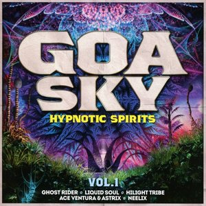 Goa Sky Vol.1-Hypnotic Spirits