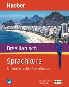 Sprachkurs für brasilianisches Portugiesisch. Buch + 4 Audio-CDs