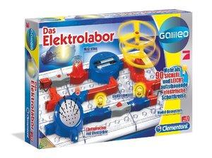 Clementoni Galileo Das Elektrolabor