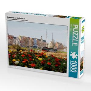 Cuxhaven an der Nordsee 1000 Teile Puzzle quer