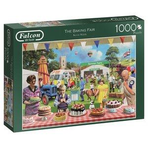 Falcon 11201 - De Luxe The Baking Fair, Puzzle, 1000 Teile
