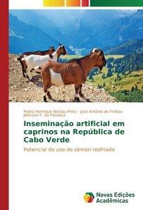 Inseminação artificial em caprinos na República de Cabo Verde