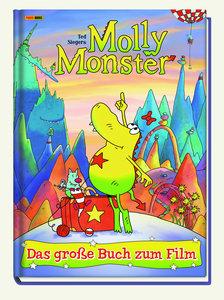 Molly Monster: Mein großes Filmbuch