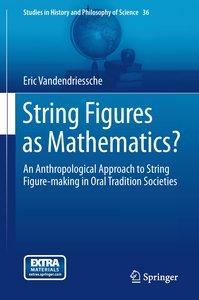 String Figures as Mathematics?