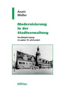 Modernisierung in der Stadtverwaltung