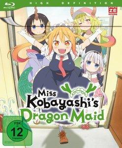 Miss Kobayashi\'s Dragon Maid - Blu-ray 1 mit Sammelschuber (Lim