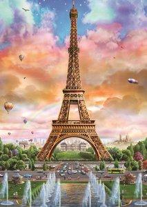 Eiffelturm, Paris - 500 Teile Puzzle