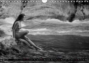 Rocks and Water in Ticino (Wall Calendar 2015 DIN A4 Landscape)