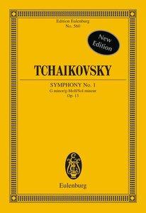 Sinfonie Nr. 1 g-Moll