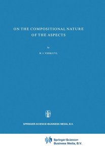 On the Compositional Nature of the Aspects