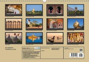 MYANMAR Goldenes Land