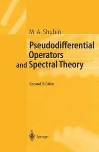 Pseudodifferential Operators and Spectral Theory