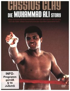Cassius Clay - Die Muhammad Ali Story, 1 DVD (Special Edition)