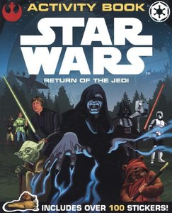 Star Wars: Return of the Jedi Activity Book