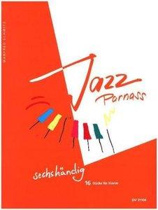 Jazz-Parnass für Klavier zu sechs Händen