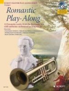 Romantic Play-Along for Trumpet: Twelve Favorite Works from the