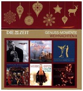 DIE ZEIT: Genuss-Momente Weihnachten Vol.2