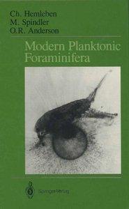 Modern Planktonic Foraminifera