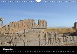 IRAN / UK-Version (Wall Calendar perpetual DIN A4 Landscape)