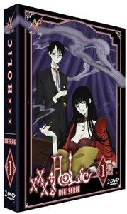 Box 1, 2 DVD, deutsche, japanische und französische Version