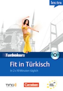 Lextra Türkisch Turbokurs: Fit in Türkisch